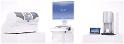 CAD/CAM система SIRONA CEREC (Германия)